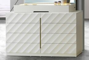 Cosmos Furniture BIANCADRESSER