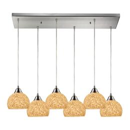 ELK Lighting 101436RCPW