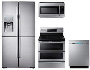 Samsung Appliance SAM4PCFSFDCDSS30EFIKIT2