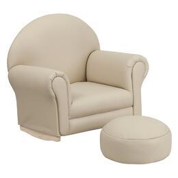 Flash Furniture SF03OTTOBEIGEGG