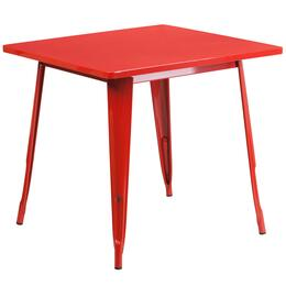 Flash Furniture ETCT0021REDGG