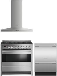 Fisher Paykel FP3PC36DFSSWMKIT1