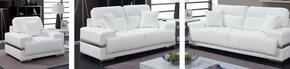 Furniture of America CM6411WHSLC