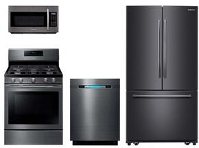 Samsung Appliance SAM4PC30GFSFDFIKIT3