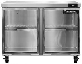 Continental Refrigerator SW36GD