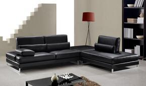 VIG Furniture VG2T0727BLK
