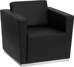 Flash Furniture ZBTRINITY8094CHAIRBKGG
