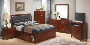 Glory Furniture G1200BKSBNTV