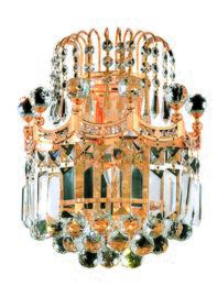 Elegant Lighting 8949W12GRC