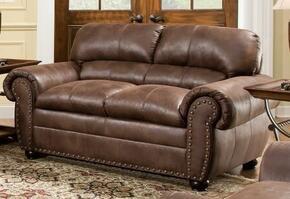 Simmons Upholstery 751002PADREESPRESSO
