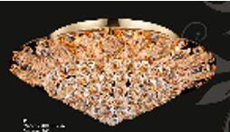 J & P Crystal Lighting SP81091F26G