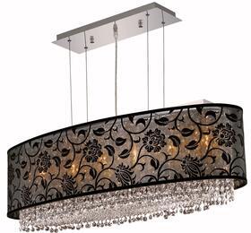 Elegant Lighting 1592D35CCL03SS
