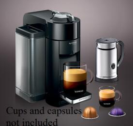 Nespresso AGCC1USBKNE