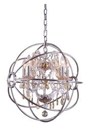 Elegant Lighting 1130D20PNGTRC