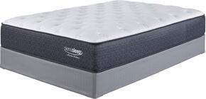 Marcella Plush Collection MF-110/210-F Mattress and Foundation Set in Full Size