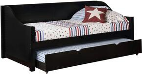 Furniture of America CM1951BKBEDTR