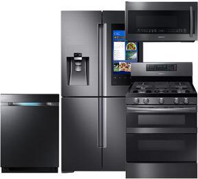 Samsung Appliance SAM4PCFSFD30GFIKIT26