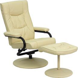 Flash Furniture BT7862CREAMGG