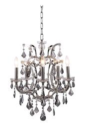 Elegant Lighting 1138D18PNSSRC