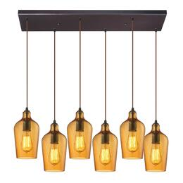 ELK Lighting 103316RCHAMB