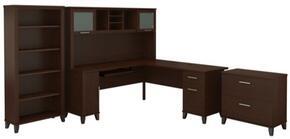 Bush Furniture WC81810K116580