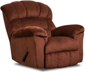 Simmons Upholstery U55819VICTORBURGUNDY