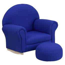 Flash Furniture SF03OTTOBLUEGG