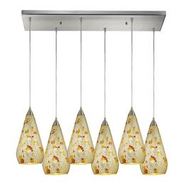 ELK Lighting 5466RCSLVMCRC
