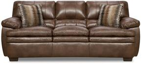 Simmons Upholstery 954503EDITORBROWN