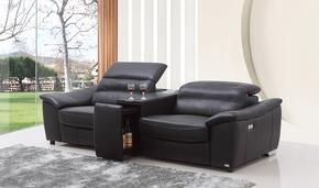 VIG Furniture VGKNE9034BLK