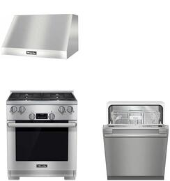 3-Piece Kitchen Package with HR1124LP 30