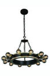Elegant Lighting 1500D25VBSL
