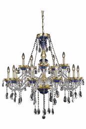 Elegant Lighting 7810G35BERC