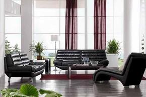 VIG Furniture VGDM2918BL