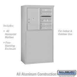 Salsbury Industries 3906D04AFU