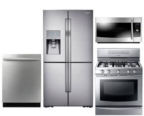 Samsung Appliance RF32FMQDBSRKIT3