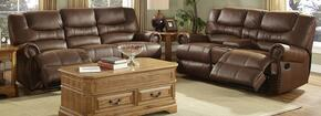 2039530MOCMSL Laredo 2 Piece Match Stitch Living Room Set with Sofa and Loveseat, in Mocha