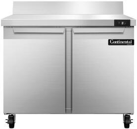 Continental Refrigerator SWF36BS