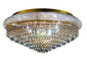 Elegant Lighting 1802F28GRC