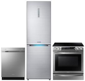 Samsung Appliance SAM3PCFSBF30EFISSKIT1