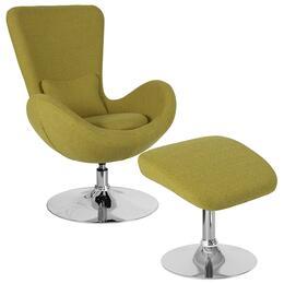 Flash Furniture CH162430COGNFABGG