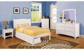 Furniture of America CM7902WHFSBDMCN