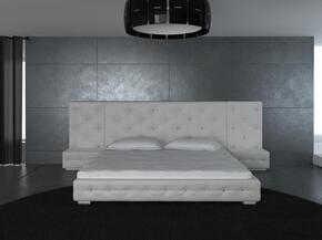 VIG Furniture VGKCMELODYWHTK