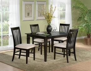 Atlantic Furniture DECO3648STDTCL