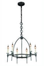 Elegant Lighting 1499D24BZ