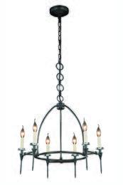 Elegant Lighting 1499D24BZ