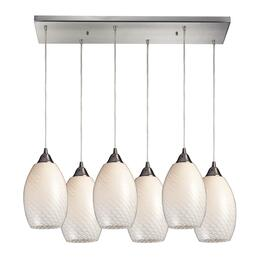 ELK Lighting 5176RCWS