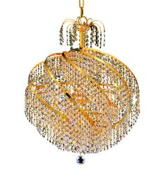 Elegant Lighting 8052D22GEC