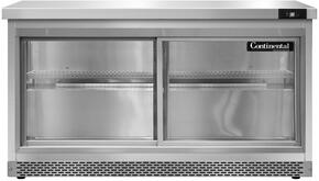 Continental Refrigerator SW48SGDFB