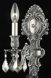 Elegant Lighting 9601W5PWGTRC